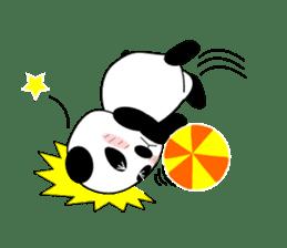 Bashful Panda sticker #2114387