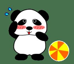 Bashful Panda sticker #2114388