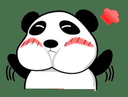 Bashful Panda sticker #2114405