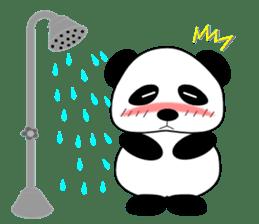 Bashful Panda sticker #2114409