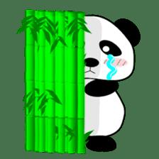 Bashful Panda sticker #2114420
