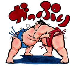 Dosukoi Stamp sticker #2114645