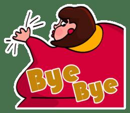 Fat Mama - Yo Mama - English Language sticker #2114911