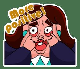 Fat Mama - Yo Mama - English Language sticker #2114920