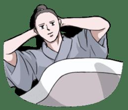 Sleeping TARO sticker #2115051