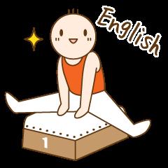 Gymnast (English)