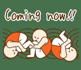 Gymnast (English) sticker #2115346