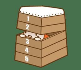 Gymnast (English) sticker #2115364