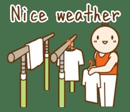 Gymnast (English) sticker #2115369