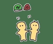 kamenotumori sticker #2115614