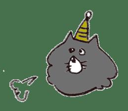bikyaku-cat sticker #2115847