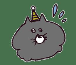 bikyaku-cat sticker #2115852