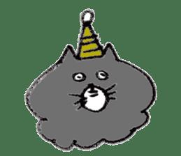 bikyaku-cat sticker #2115858