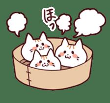 chinese cat sticker #2116321