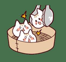 chinese cat sticker #2116322