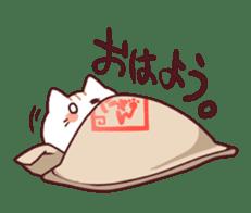 chinese cat sticker #2116331