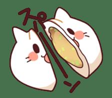 chinese cat sticker #2116333