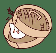 chinese cat sticker #2116339