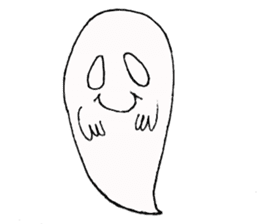 Obakichi of ghost sticker #2116945