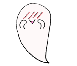 Obakichi of ghost sticker #2116946
