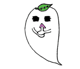 Obakichi of ghost sticker #2116956