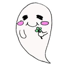 Obakichi of ghost sticker #2116975