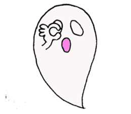 Obakichi of ghost sticker #2116976