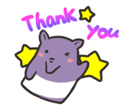 Tapir and Koala sticker #2117423
