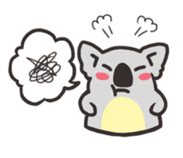 Tapir and Koala sticker #2117430