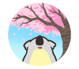 Tapir and Koala sticker #2117457