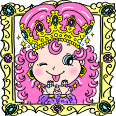 naughty little princess LAMY