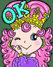 naughty little princess LAMY sticker #2118301