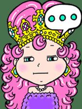 naughty little princess LAMY sticker #2118304