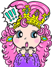 naughty little princess LAMY sticker #2118305