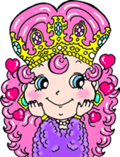 naughty little princess LAMY sticker #2118306