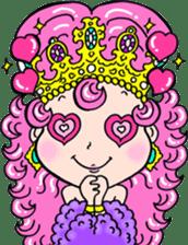 naughty little princess LAMY sticker #2118307