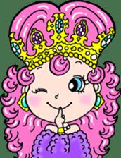 naughty little princess LAMY sticker #2118309
