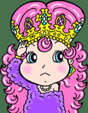 naughty little princess LAMY sticker #2118313