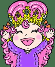 naughty little princess LAMY sticker #2118314