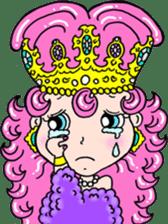 naughty little princess LAMY sticker #2118318