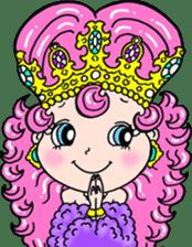 naughty little princess LAMY sticker #2118320