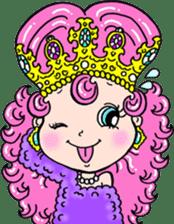 naughty little princess LAMY sticker #2118322