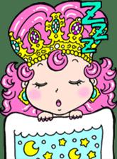 naughty little princess LAMY sticker #2118324