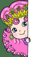 naughty little princess LAMY sticker #2118325