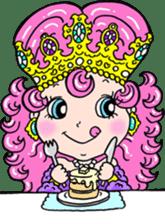 naughty little princess LAMY sticker #2118327