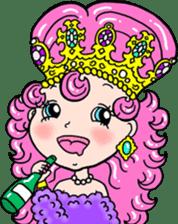 naughty little princess LAMY sticker #2118328