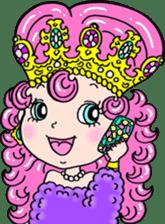 naughty little princess LAMY sticker #2118330