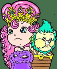 naughty little princess LAMY sticker #2118334
