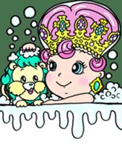naughty little princess LAMY sticker #2118335