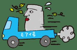Mr. Mowai sticker #2118546
